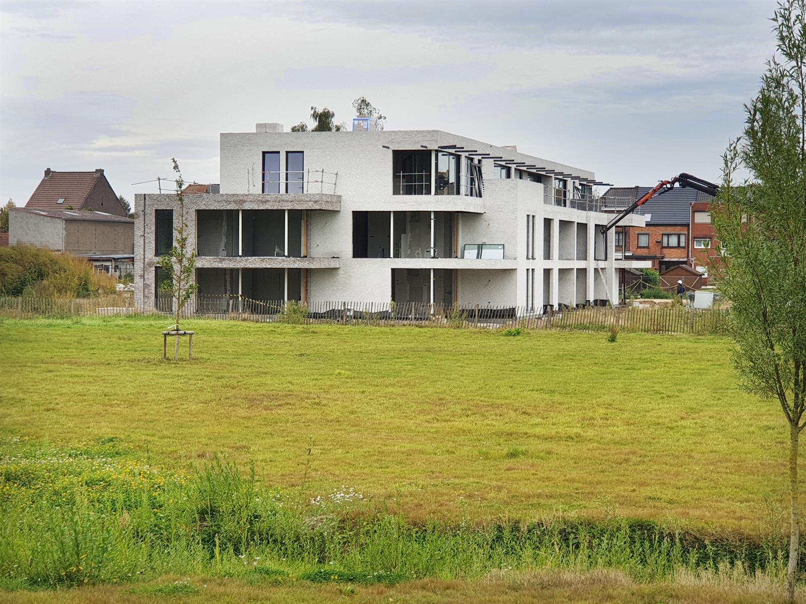 """Schitterend appartement met zicht op natuurgebied  """"Gentbrugse Meersen"""""""