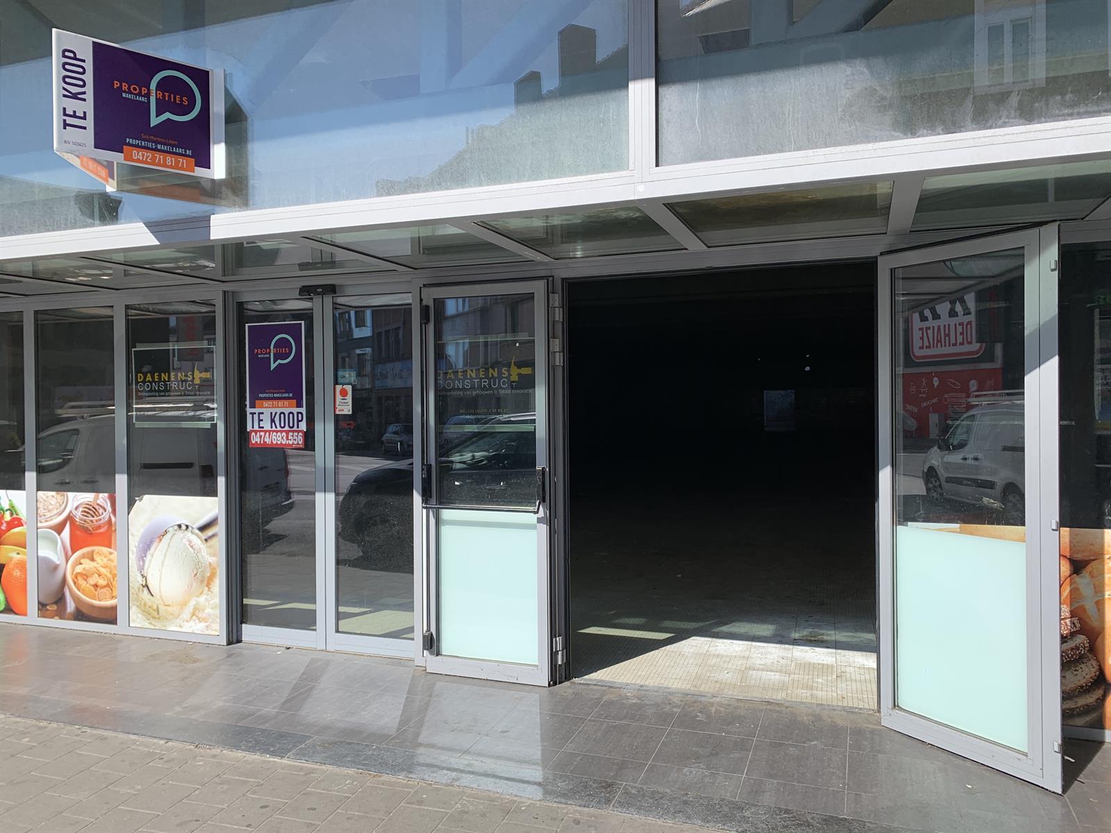 Casco winkelpand Gent Centrum!