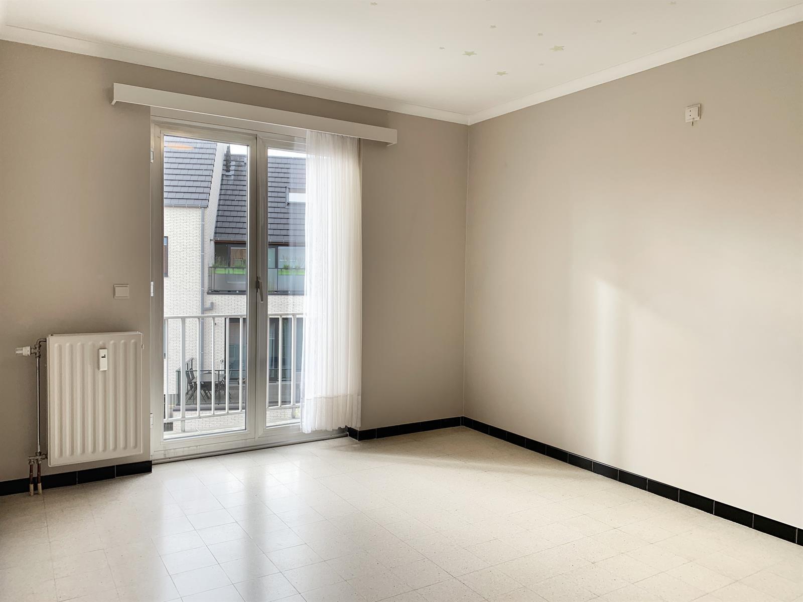 Ruim appartement in Zulte