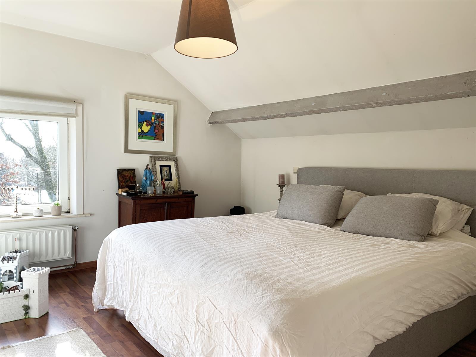 Centraal gelegen appartement in de Maenhoutstraat te St-Martens-Latem.