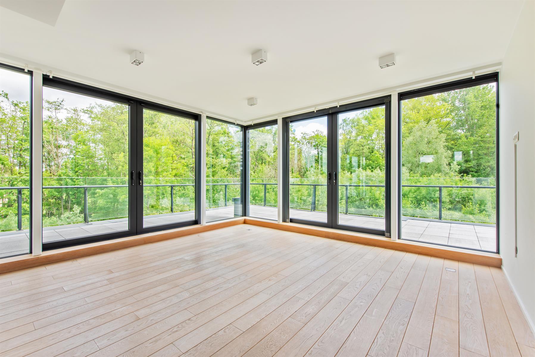 Schitterend gelegen penthouse van 165M2 te St-Martens-Latem